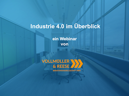 Webinar: Industrie 4.0 im Überblick