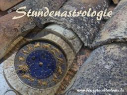 Webinar: Einführung in die Stundenastrologie