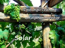 Webinar: Solar - Übungsabend