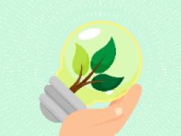 Nachhaltigkeit, mehr als ein Wort auch in Ferienunterkünften