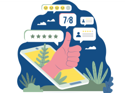 Anregen und Reagieren auf Online-Bewertungen