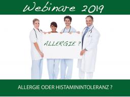 Allergie oder Histaminintoleranz?