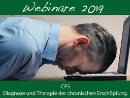 CFS: Diagnose und Therapie der chronischen Erschöpfung!