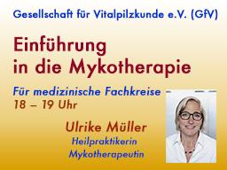 Webinar: Einführung in die Mykotherapie