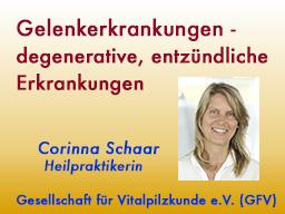 Webinar: Gelenkerkrankungen -  degenerative, entzündliche Erkrankungen