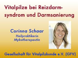 Webinar: Vitalpilze bei Reizdarmsyndrom und Darmsanierung