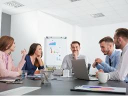Webinar: Gelungene Teamarbeit - Tipps für eine effektive Zusammenarbeit.
