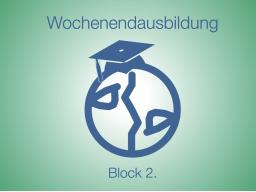 Die kreawi Wochenendausbildung: Block 2 - Team Dr. Dr. Hildebrand