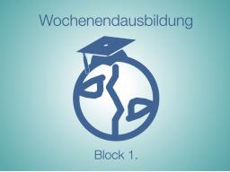 Die kreawi Wochenendausbildung: Block 1 - Team Dr. Dr. Hildebrand