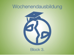 Die kreawi Wochenendausbildung: Block 3 - Team Dr. Dr. Hildebrand