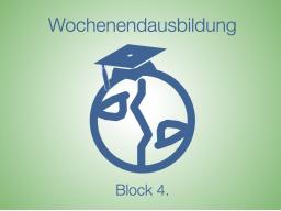 Die kreawi Wochenendausbildung: Block 4 - Team Dr. Dr. Hildebrand