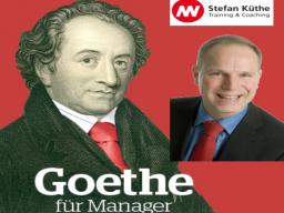 Webinar: Stefan Küthe - Goethe für Manager