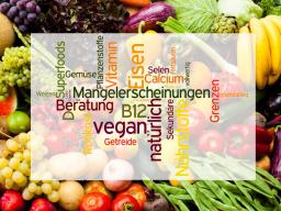 Webinar: Vegan aber richtig!