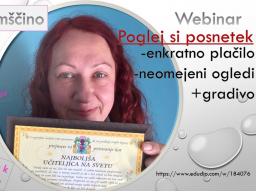 Webinar: Deutsch für Slowenen / Nemščina za slovence