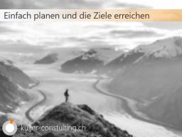 Webinar: Einfach planen und die Ziele erreichen