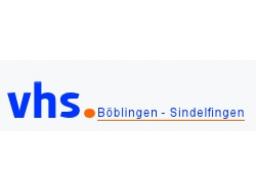 Webinar: VHS Böblingen-Sindelfingen