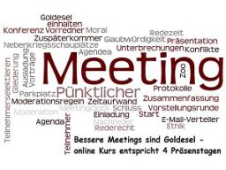 Webinar: Bessere Meetings sind Goldesel