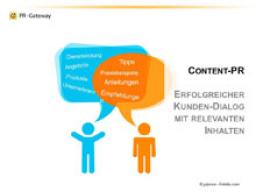 Webinar: Content-PR: Erfolgreicher Kunden-Dialog mit relevanten Inhalten