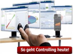 Webinar: So geht Controlling heute! Oder der harte und der smarte Weg zur Vervollkommnung des unternehmensweiten Controllings.