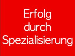 Webinar: METHODIK DER SPEZIALISIERUNG