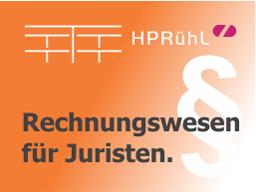 Webinar: Rechnungswesen für Juristen.