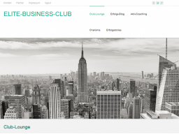 Webinar: ELITE-BUSINESS-CLUB  Topthema Kommunikationstest Nischenstrategie