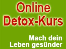 Webinar: Life Detox-Kurs zur Entschlackung und Entgiftung