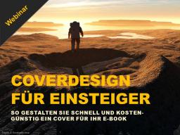 Webinar: Coverdesign für Einsteiger