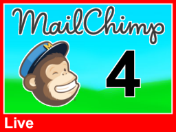 Webinar: Mail Chimp Kurs 4