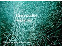 Webinar: Stress positiv begegnen