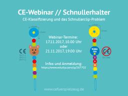 Webinar: Das Schnullerclip-Problem