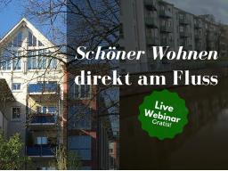 "Webinar: Erholsames Wohnflair an der ""Weißen Elster"" in Leipzig"