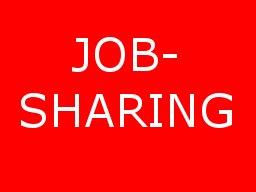 Webinar: JOBSHARING in Projekt- und Führungsfunktionen
