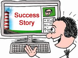 Webinar: Referenz-Storys  Lass andere gut über Dich sprechen