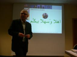 Webinar: Arabisch lernen für Business und Privat