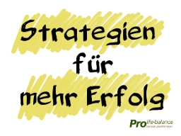 Webinar: Strategien für mehr Erfolg im Leben