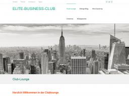 Webinar: ELITE-BUSINESS-CLUB  Topthema Zielgruppen-Test