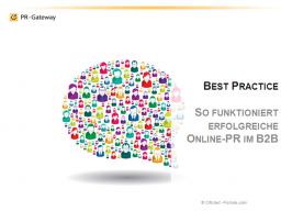 Webinar: Best Practice: So funktioniert erfolgreiche Online-PR im B2B