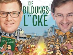Webinar: Die Bildungslücke - T. Baum + M. Laschkolnig