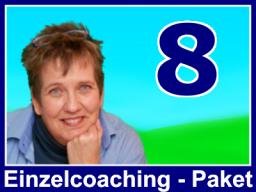 Webinar: Einzelcoaching - Paket (8 Stunden)