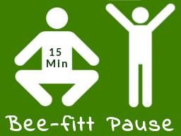 Bleib fit Pause - 15 Min. tgl. mit Gaby Barton