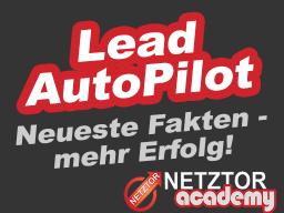 Webinar: ➤ NETZTOR Spezial! | シ LeadAutoPilot: Neueste Fakten und die Chance auf mehr Traffic (Besucher) | WICHTIG!!!