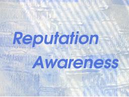 Webinar: Reputation Awareness - Den Blick schärfen für die Außenwirkung unternehmerischen Handelns