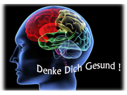 Webinar: Denke Dich GESUND!