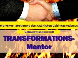 Webinar: Durchsetzungs- und Macht-Bewusstsein durch die natürliche Steigerung Deines Geld-Magnetismus