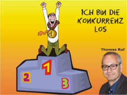 Webinar: Thomas Ruf - So werden Sie konkurrenzlos!