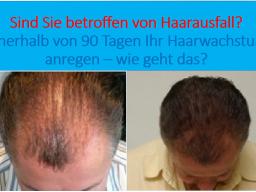 Webinar: Innerhalb von 90 Tagen Haarwachstum anregen - wie geht das?