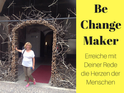 Webinar: Be Change-Maker
