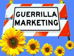 Webinar: Guerilla-Marketing für Floristen