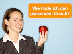 Webinar: COACHING - doch wie finde ich den richtigen Coach?